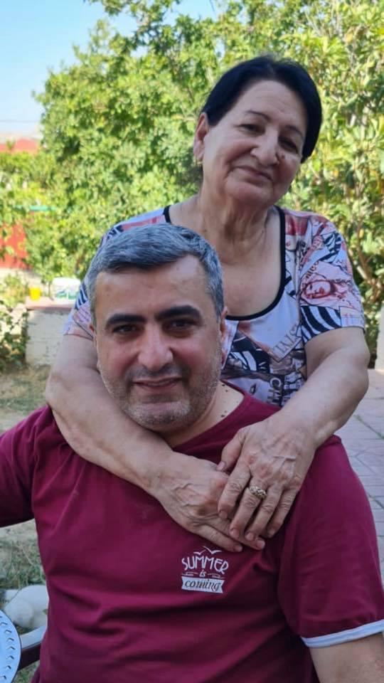 Komada olan jurnalistin anası Mehriban Əliyevaya müraciət etdi