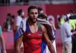 Tokio-2020: Azərbaycanın 3-cü medalı - ermənini məğlub edərək