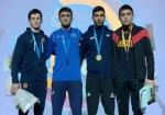 Azərbaycan güləşçiləri Kiyevdən 6 medalla dönür