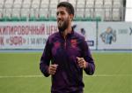 """Əliyev """"Krasnodar""""a qarşı 45 dəqiqə oynadı"""