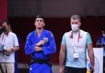 Tokio-2020: Daha bir cüdoçumuz Olimpiadada çıxışını başa vurdu