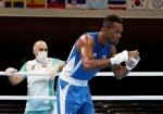 Tokio-2020: Boksçumuz bürünc medal qazandı