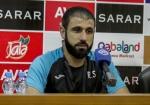 """Rəşad Sadıqov bərabərliyə razı olsa da: """"Fasilədən sonra daha aktiv futbol izlədik"""""""