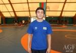 Cavid Cavadov dünya üçüncüsü oldu
