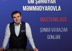 Şəhriyar Məmmədyarov Bakıda