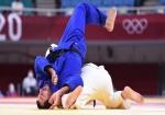 Tokio-2020: Daha bir cüdoçumuz Olimpiadada çıxışını medalsız başa vurdu