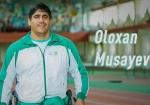 Daha bir idmançımız Tunisdə qızıl medal qazandı