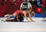 Tokio-2020: Mariya Stadnik 2-ci dəfə bürünc medalçı oldu