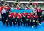 Azərbaycan taekvondoçuları qitə birinciliyindən 9 medalla qayıdır