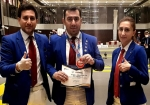 """Abdullayev İstanbulda """"ən yaxşı"""" seçildi"""