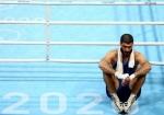 Tokio-2020-də qalmaqal: Fransanı təmsil edən azərbaycanlı boksçu rinqi tərk etmək istəmədi - FOTO