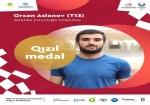 Tokio-2020: Azərbaycan paralimpiyaçıları daha 2 qızıl medalı qazandı