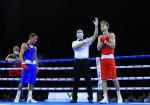 Boksçumuz Avropa birinciliyini gümüş medalla başa vurdu