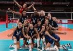 Tokio-2020: Qadınların voleybol turnirində çempion müəyyənləşdi