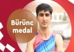 Tokio-2020: Səid Nəcəfzadədən bürünc medal