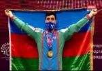 Dadaş Dadaşbəyli AÇ-də bir qızıl və bir bürünc medal qazandı!