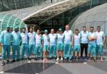 Tokio-2020: Azərbaycan güləşçiləri Olimpiadaya yollandı