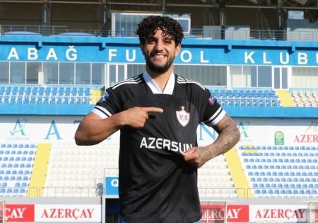 """""""Aleks kimi əfsanə olmaq istəyirəm"""" – """"Qarabağ""""ın yeni transferi"""
