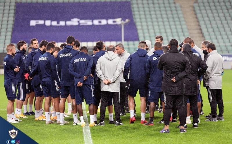 """""""Qarabağ""""ın 3 futbolçusu """"Səbail""""ə qarşı oynamayacaq"""
