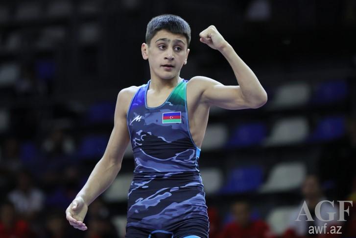 Fəraim Mustafayev dünya üçüncüsü oldu