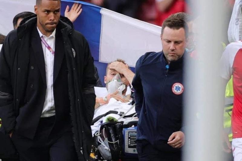 Eriksenin son durumu açıqlandı