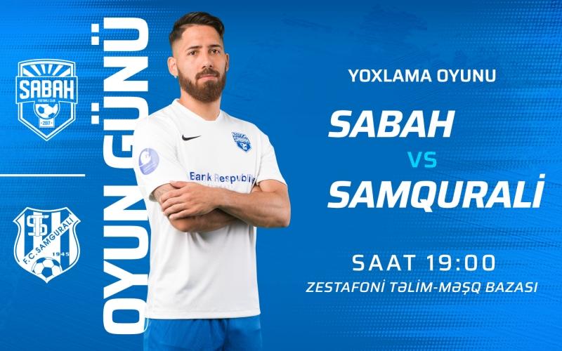 """""""Sabah"""" """"Samqurali""""yə məğlub oldu"""
