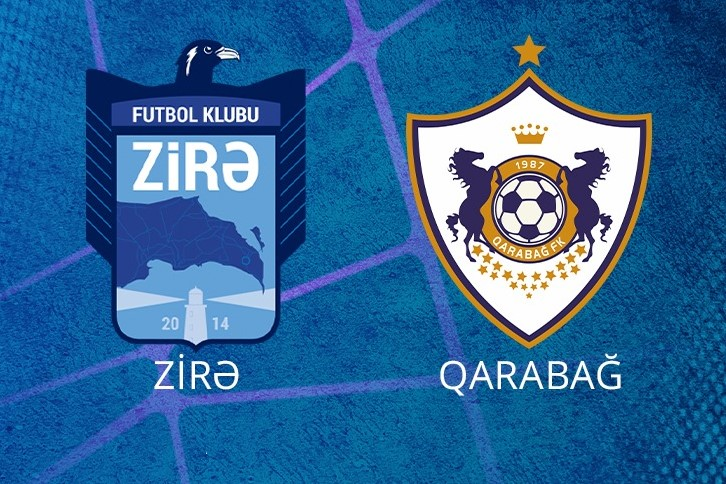 """""""Qarabağ"""" """"Zirə"""" ilə heç-heçə etdi"""