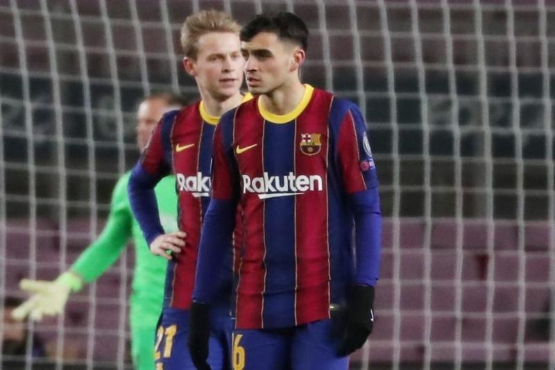 """Barselona""nın futbolçusu sıradan çıxdı"