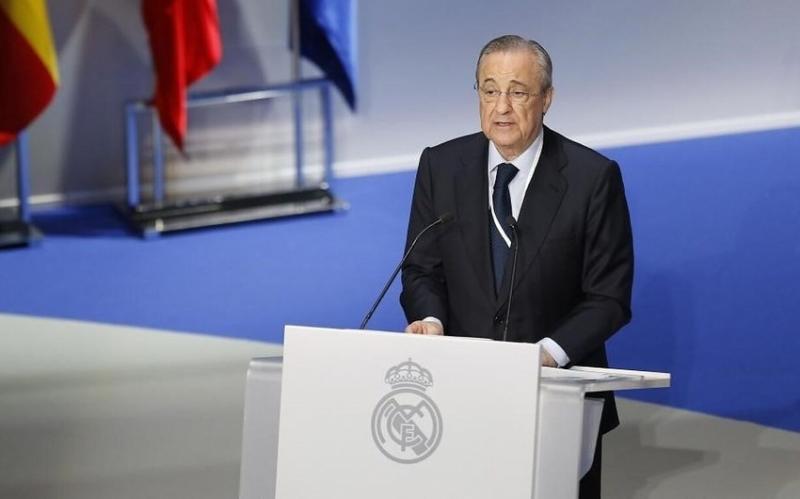 "Florentino Peres yenidən ""Real""ın prezidenti oldu"
