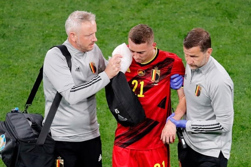 Belçikalı futbolçu üçün AÇ-2020 erkən başa çatdı