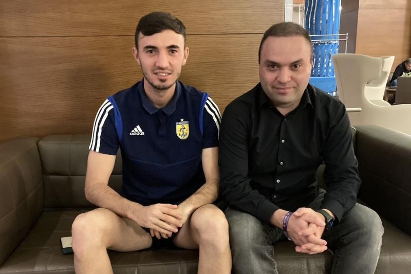 """""""Neftçi""""nin yetirməsi rəsmən Latviya klubunda"""