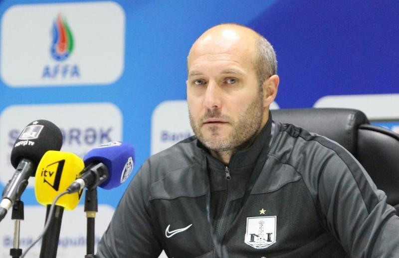 """Samir Abasov: """"Oyundakı sürət bizi razı saldı"""""""