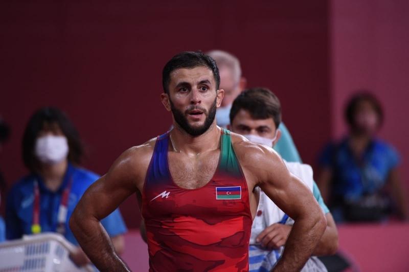 Tokio-2020: Rafiq Hüseynov üçün bürünc medal şansı